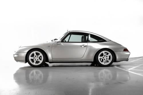 1997 Porsche 993 Targa LHD  SOLD (picture 2 of 6)