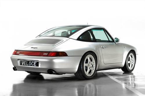 1997 Porsche 993 Targa LHD  SOLD (picture 3 of 6)