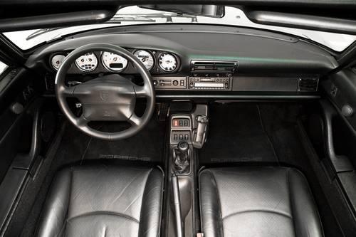 1997 Porsche 993 Targa LHD  SOLD (picture 4 of 6)