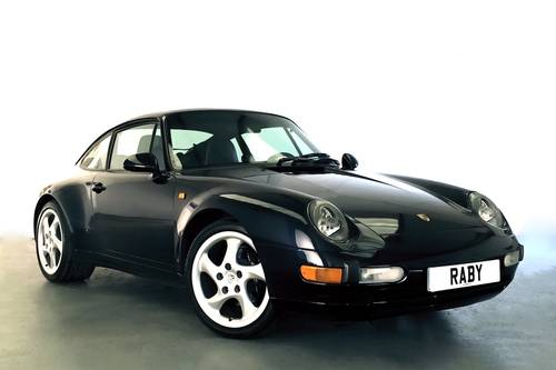 1996 Porsche 993 Carrera. Left-hand drive, Very low mileage SOLD (picture 1 of 6)