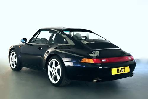 1996 Porsche 993 Carrera. Left-hand drive, Very low mileage SOLD (picture 2 of 6)