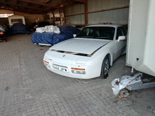 1990 Porsche 944 turbo SE Project For Sale (picture 4 of 5)