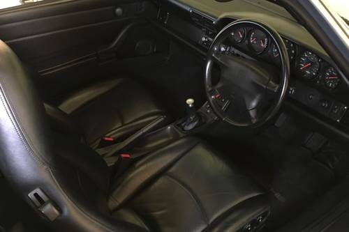1996 Porsche 993 Carrera 4 Cabriolet. Superb condition and histor SOLD (picture 4 of 6)