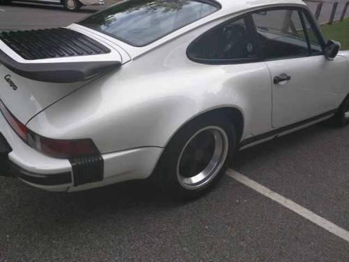 Porsche 911 Carrera Sunroof Coupe 1989 For Sale (picture 3 of 6)