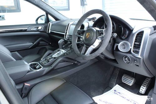 2017 Porsche Cayenne Turbo - Atlas Grey For Sale (picture 4 of 6)