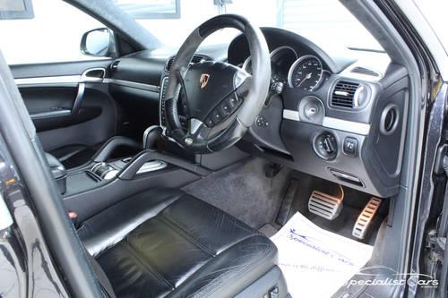 2004 Porsche Cayenne Turbo Techart Magnum For Sale (picture 4 of 6)