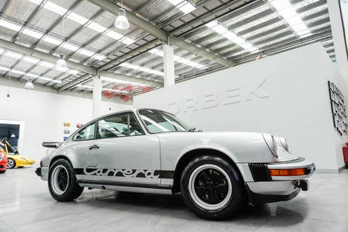 1975 PORSCHE 911 CARRERA 2.7L EFI COUPE 5-SPEED MANUAL SOLD (picture 1 of 6)