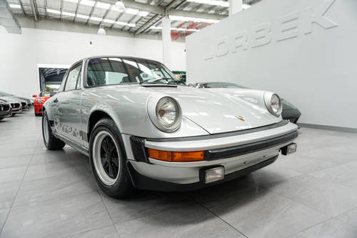 1975 PORSCHE 911 CARRERA 2.7L EFI COUPE 5-SPEED MANUAL SOLD (picture 4 of 6)