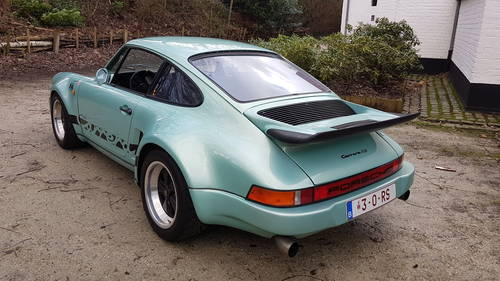 Porsche 911 Turbo Look 3.2L (3 litre RS style) (1985) For Sale (picture 3 of 6)