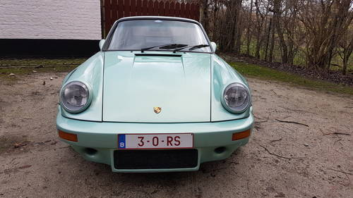 Porsche 911 Turbo Look 3.2L (3 litre RS style) (1985) For Sale (picture 4 of 6)