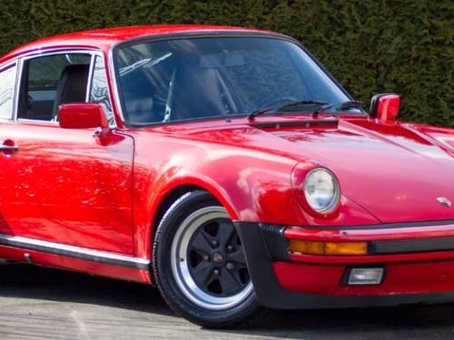1986 Porsche 911 TURBO 930 For Sale (picture 1 of 6)
