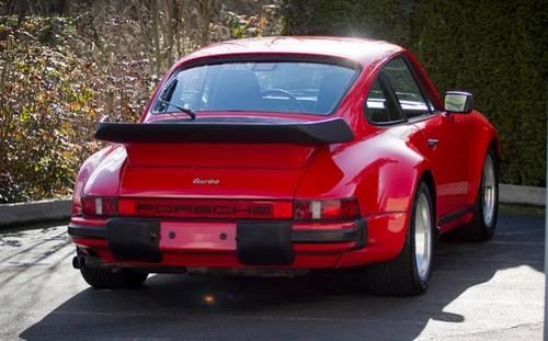 1986 Porsche 911 TURBO 930 For Sale (picture 2 of 6)