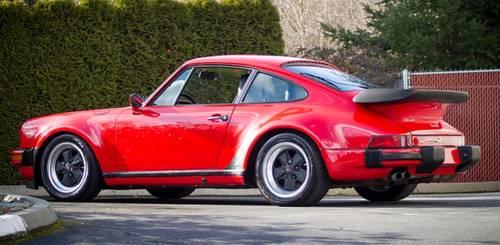 1986 Porsche 911 TURBO 930 For Sale (picture 3 of 6)