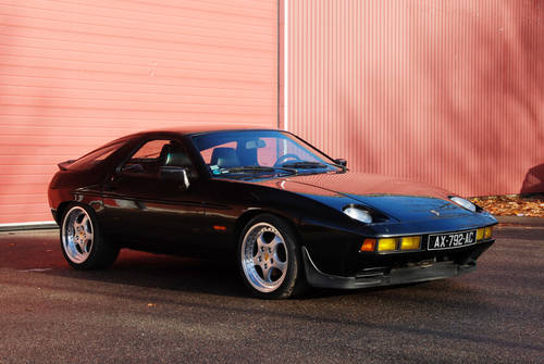 1983 Porsche 928 S LHD  For Sale (picture 1 of 6)