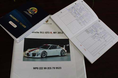 2011 PORSCHE 911 GT3 R For Sale (picture 4 of 6)