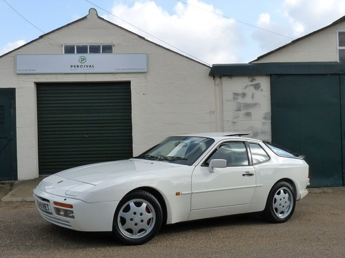 1990 Porsche 944 Turbo 250bhp, low mileage with full history For Sale (picture 1 of 6)