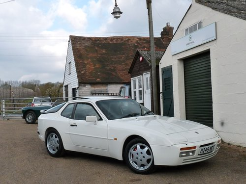 1990 Porsche 944 Turbo 250bhp, low mileage with full history For Sale (picture 5 of 6)