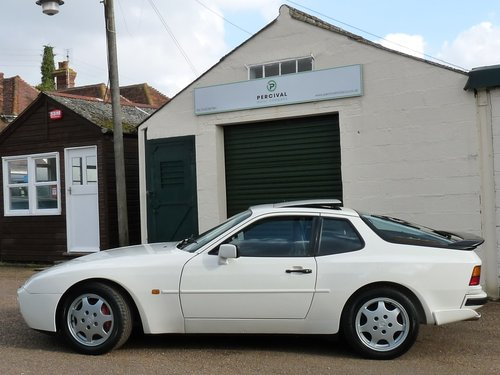 1990 Porsche 944 Turbo 250bhp, low mileage with full history For Sale (picture 6 of 6)