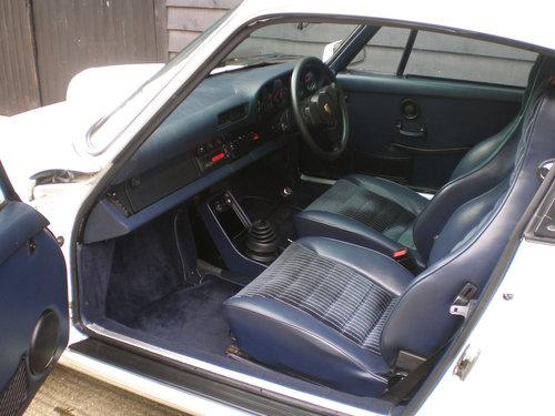 1984 PORSCHE 911 3.2 CARRERA S.E. COUPE ( 2.7 RS Evocation  ) For Sale (picture 2 of 6)