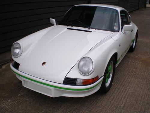 1984 PORSCHE 911 3.2 CARRERA S.E. COUPE ( 2.7 RS Evocation  ) For Sale (picture 4 of 6)