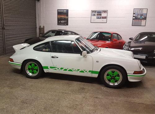 1984 PORSCHE 911 3.2 CARRERA S.E. COUPE ( 2.7 RS Evocation  ) For Sale (picture 6 of 6)