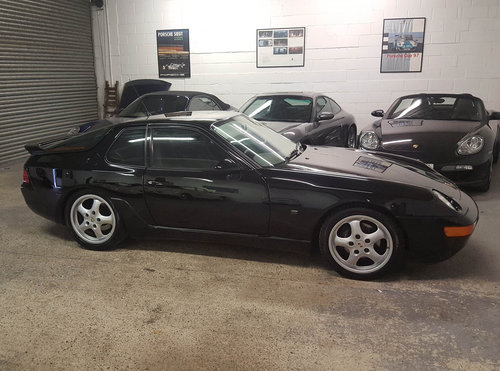 1994 PORSCHE 968 3.0 SPORT COUPE ( Fully Documented History ) For Sale (picture 6 of 6)