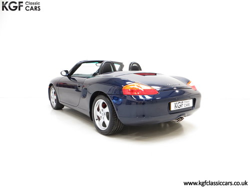 2002 Porsche Boxster S 3.2, 36547 Miles and Full Porsche History SOLD (picture 4 of 6)