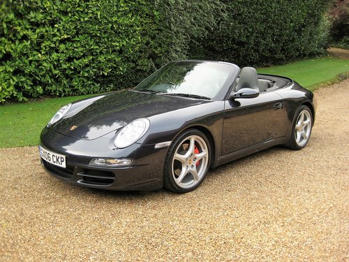 2006 Porsche 911 (997) 3.8 Carrera S Tiptronic With Only 28k      For Sale (picture 1 of 6)