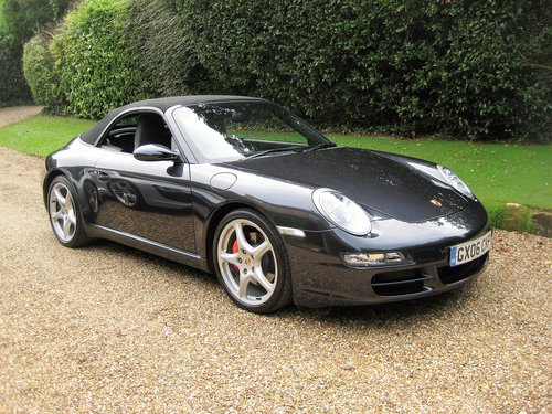2006 Porsche 911 (997) 3.8 Carrera S Tiptronic With Only 28k      For Sale (picture 2 of 6)