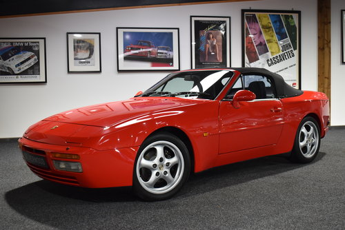 1989 Cabriolet SOLD (picture 1 of 6)