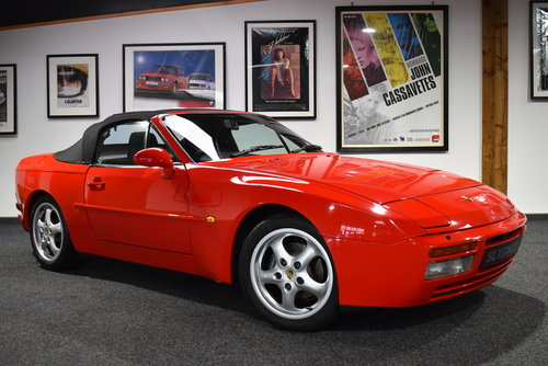 1989 Cabriolet SOLD (picture 3 of 6)