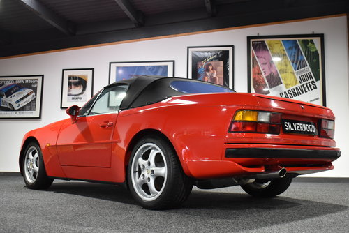 1989 Cabriolet SOLD (picture 4 of 6)