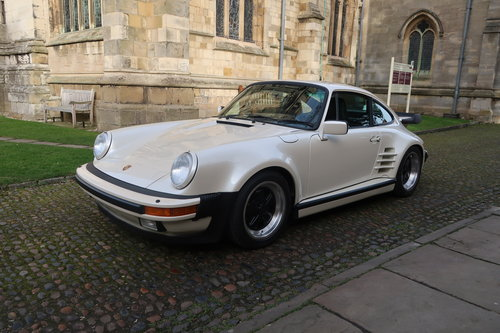 1987 Porsche 911 930 Turbo 3.3 Coupe LHD For Sale (picture 1 of 6)