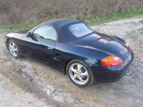 2000 Porsche Boxster Tiptronic S For Sale SOLD (picture 6 of 6)