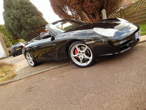 2002 LHD 996 Carrera 2 convertiblr 3.6 manual LOW MILEAGE --  SOLD (picture 5 of 6)