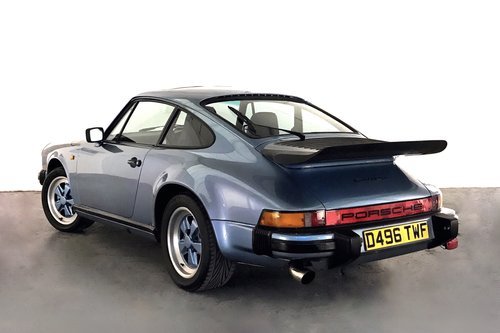 Porsche 911 Carrera 3.2. Very well sorted example. 1986 SOLD (picture 2 of 6)