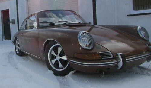 1966 Porsche 912 Lhd Coupe Recommissioning Project 1967 Sold Car And Classic