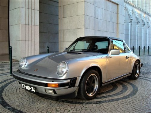 1976 Porsche 911 Carrera 3.0 Targa SOLD (picture 1 of 6)