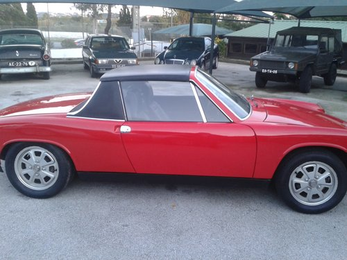 1972 Porsche 914/4 LHD For Sale (picture 1 of 5)