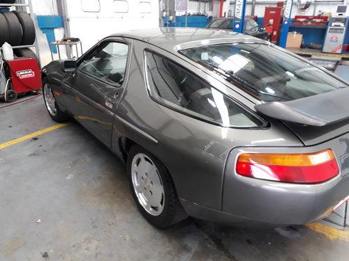 Porsche 928 S4 Auto (1986) For Sale (picture 3 of 6)