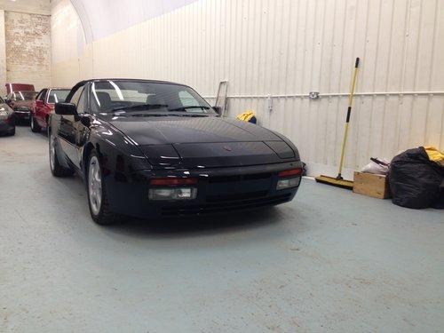 1989 Porsche 944 S2 Cabriolet SOLD (picture 1 of 6)