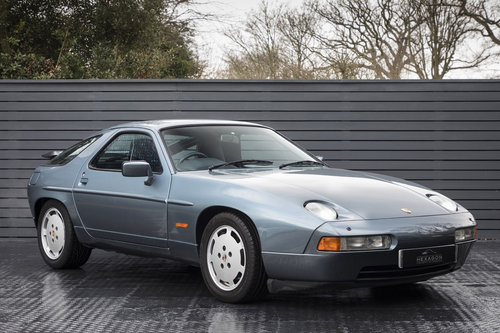1987 PORSCHE 928 S4 Automatic  SOLD (picture 1 of 6)