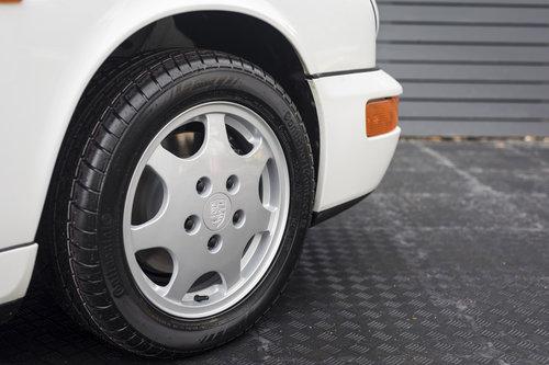 1990 PORSCHE 911 (964) C4 Cabriolet SOLD (picture 6 of 6)