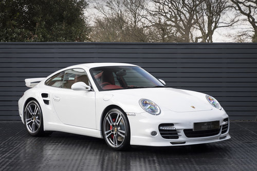2010 PORSCHE 997 Turbo Coupe Manual (GEN II) SOLD (picture 1 of 6)