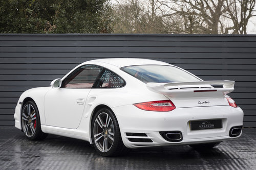 2010 PORSCHE 997 Turbo Coupe Manual (GEN II) SOLD (picture 2 of 6)