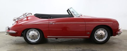 1962 Porsche 356B T6 Twin Grille Roadster For Sale (picture 2 of 6)