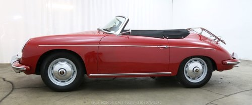 1962 Porsche 356B T6 Twin Grille Roadster For Sale (picture 3 of 6)