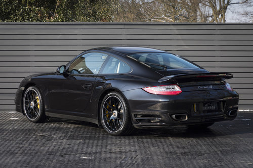 2012 PORSCHE 997 Turbo S Coupe  SOLD (picture 2 of 6)