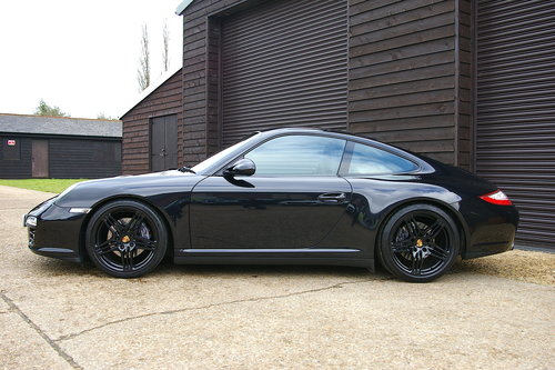2010 Porsche 997.2 3.6 Carrera 4 Manual Coupe (40,000 miles) SOLD (picture 1 of 6)