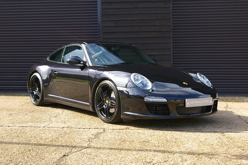 2010 Porsche 997.2 3.6 Carrera 4 Manual Coupe (40,000 miles) SOLD (picture 2 of 6)